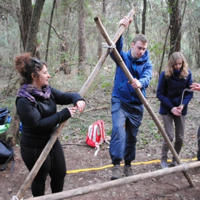 [2014-03-09\'16] Jaunimo mainai ConACT nature, Italija