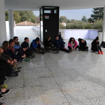[2014-03-09'16] Jaunimo mainai ConACT nature, Italija