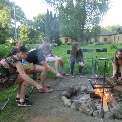 [2020] Akimirkos iš vaikų ir jaunimo vasaros stovyklų