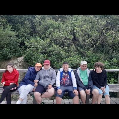 [2020] Atvira bendruomenė stovyklauja